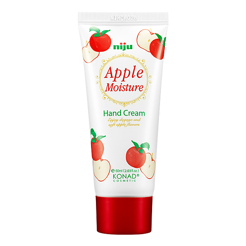niju moisture hand cream apple
