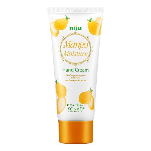niju moisture hand cream mango